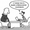 Five Tips to Ace Your Sales Job Interview