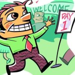 Top 10 Tips for the First Day of Work