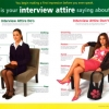 What is your interview attire saying about you?